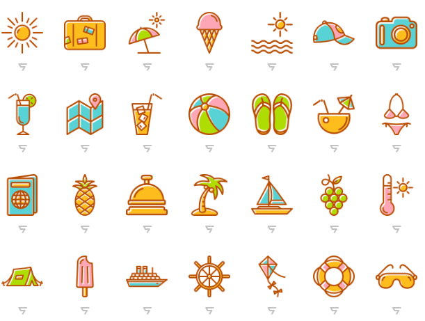 Summertime Elements