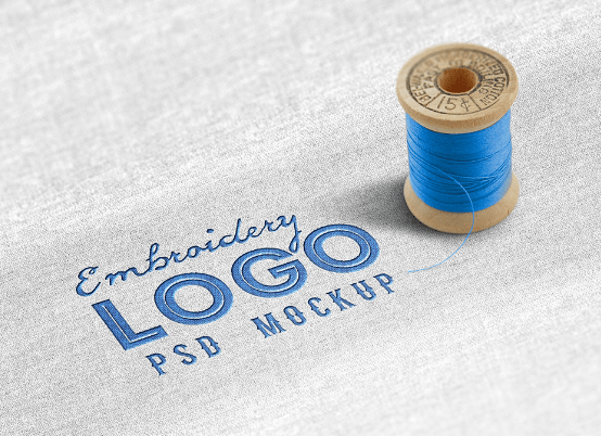 fabric-embroidered-logo-mockup