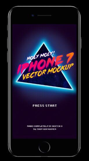free-iphone-7-vector-mockup