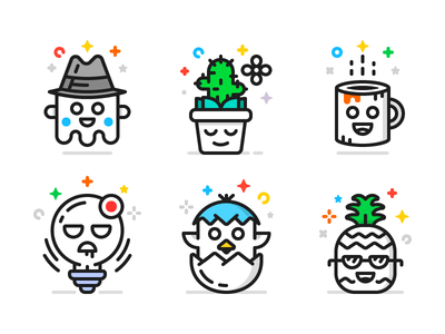 character-icons-freebie