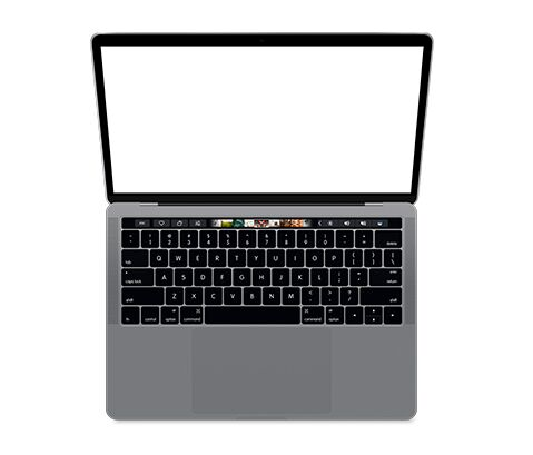 Macbook Pro 2016 MockUp