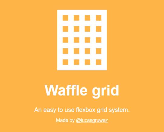 waffle-grid
