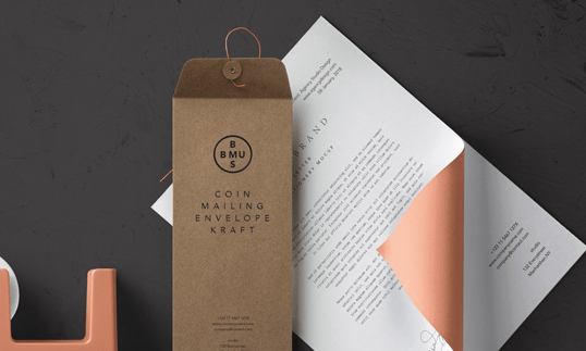 Basic Stationery Branding Vol 23