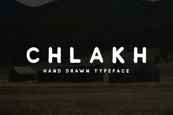 Chlakh Font