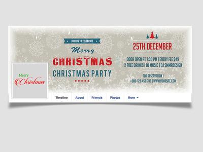 Free Christmas Facebook Timeline