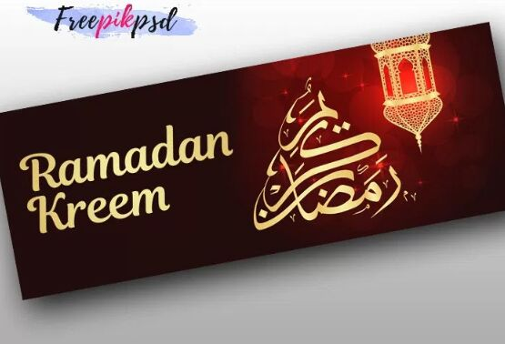 Ramadan Kareem Facebook Cover Template