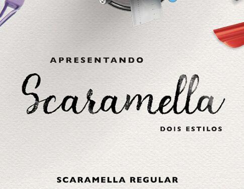 Scaramella - Free Font