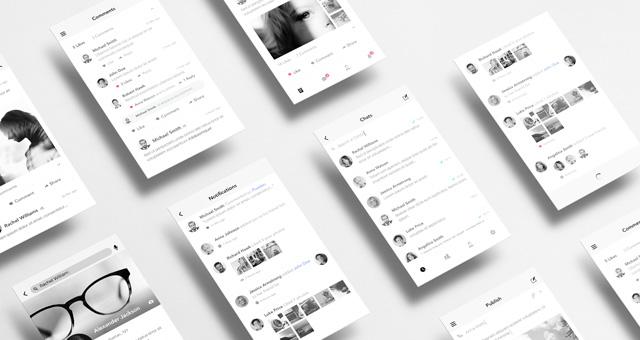 Perspective App Screens Mock-Up 19