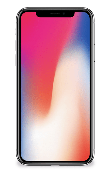 iPhone X and iPhone 8 Mockup Free