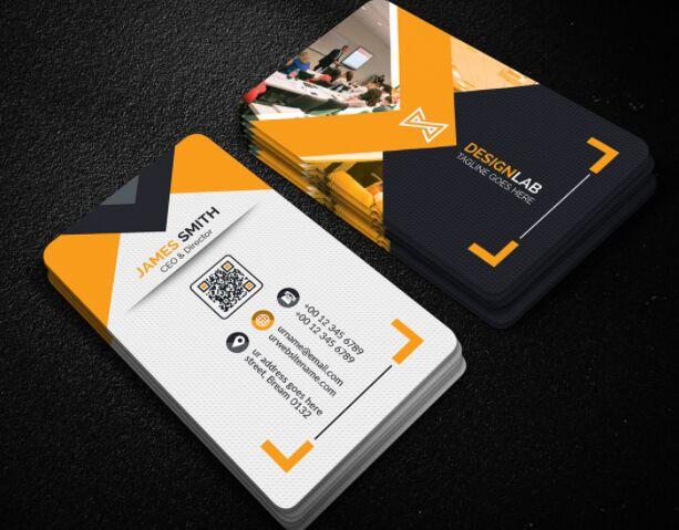 Freebie Business Card