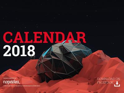Calendar 2018 PDF