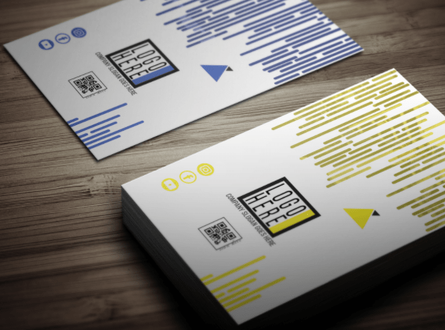 Creative Business Card For Free