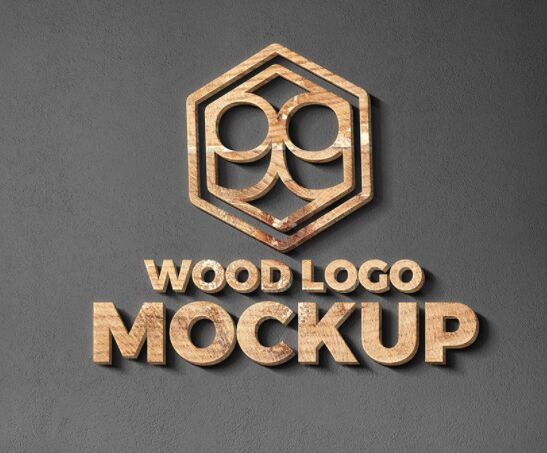Premium 3d Metal Logo Psd Mockups by Arun Kumar on Dribbble