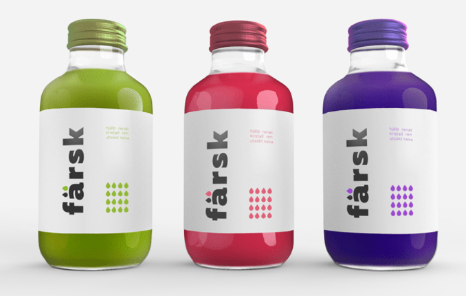 Bottle Juice Mock-Up