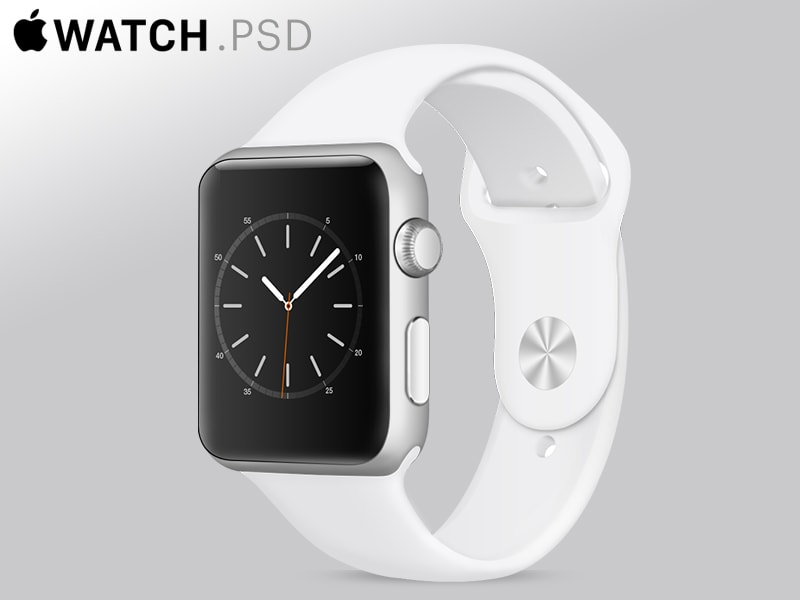 75+ Best Free Apple Watch Mockup Templates (Updated For ...