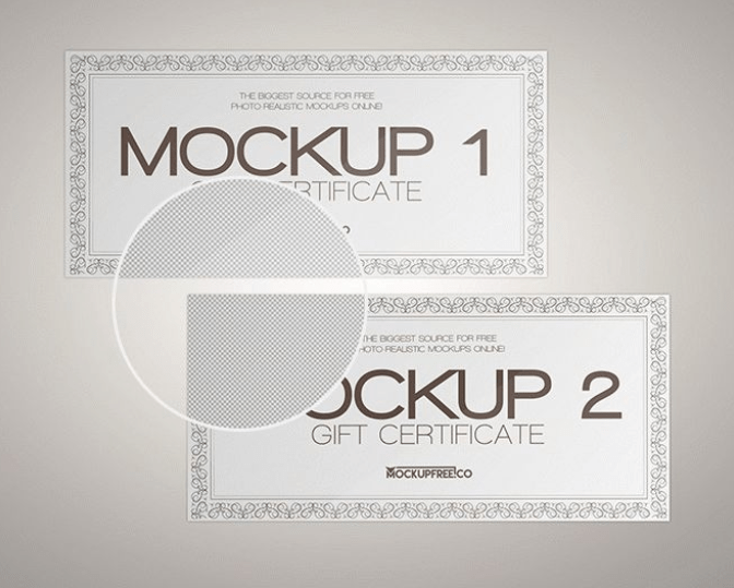 10 Best Free Gift Voucher / Gift Certificate Templates For Designers ...