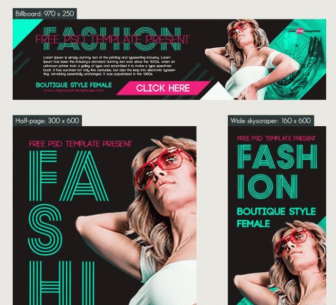 15 Free Fashion Banner-min