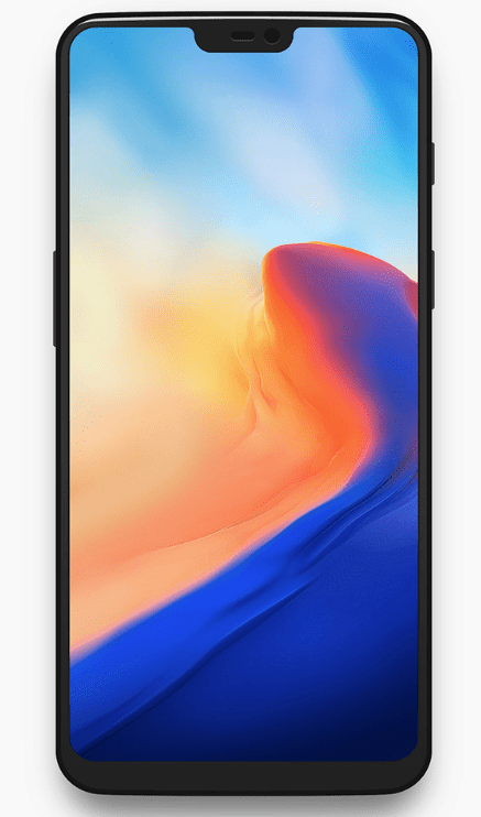 Download OnePlus 6 Vector Mockup-min