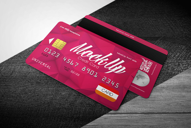 11 best realistic credit card mockups 2018 365 web resources credit card hand mockup psd reheart Choice Image