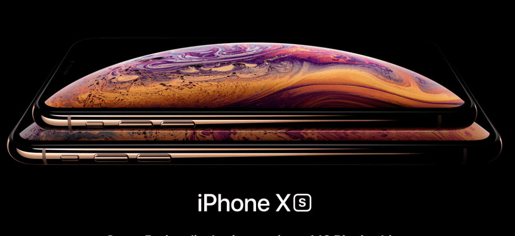iPhone XS, iPhone XS Max, And iPhone XR mockups