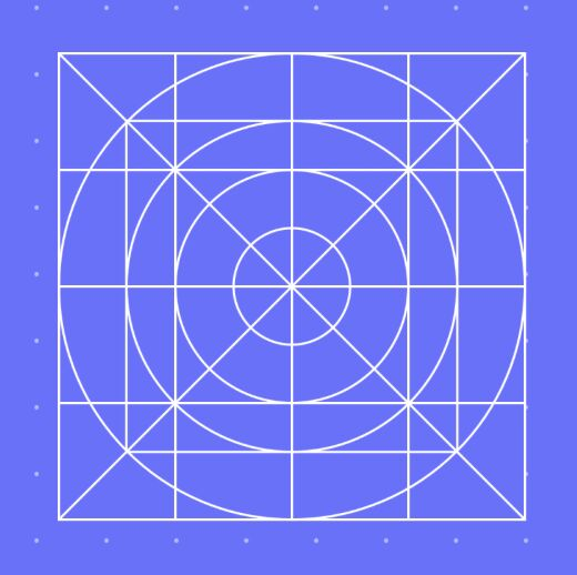 Icon Grid For Your Design Project