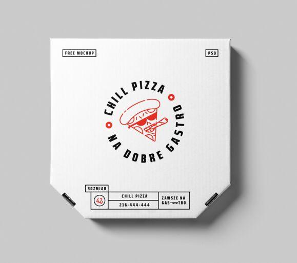 Free 40+ Best Packaging Mockups Pizza Box Mockup