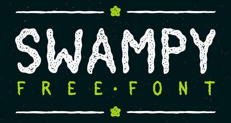 SWAMPY Free Font