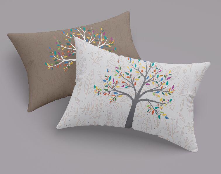 Pillow Design Template