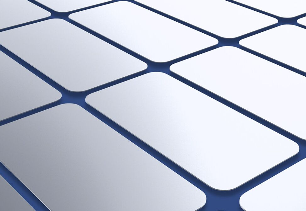 Smartphone Perspective Grid