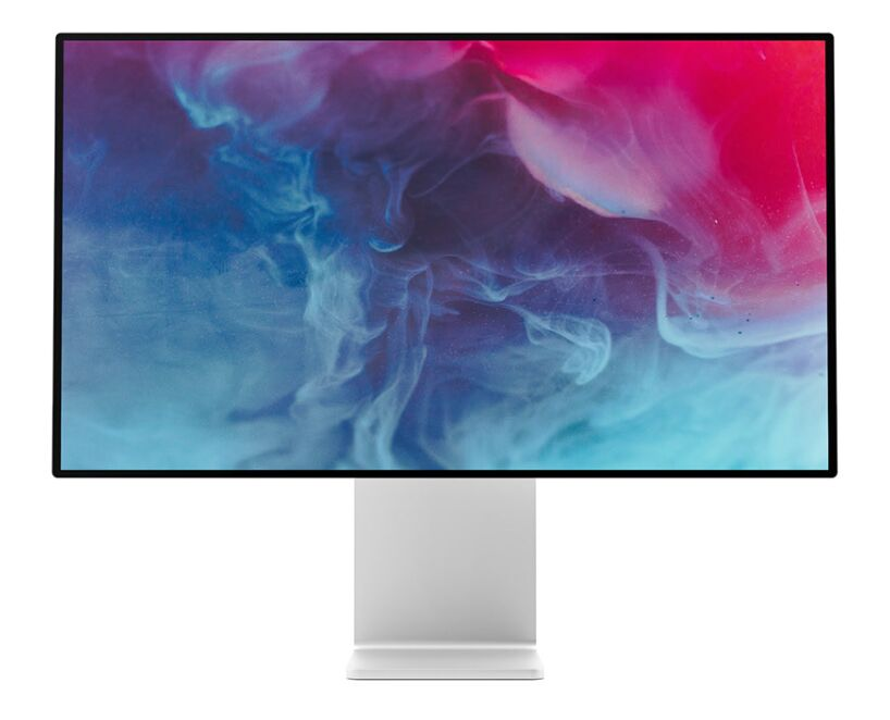 Ultra-high Density Apple Pro Display XDR PSD Mockup