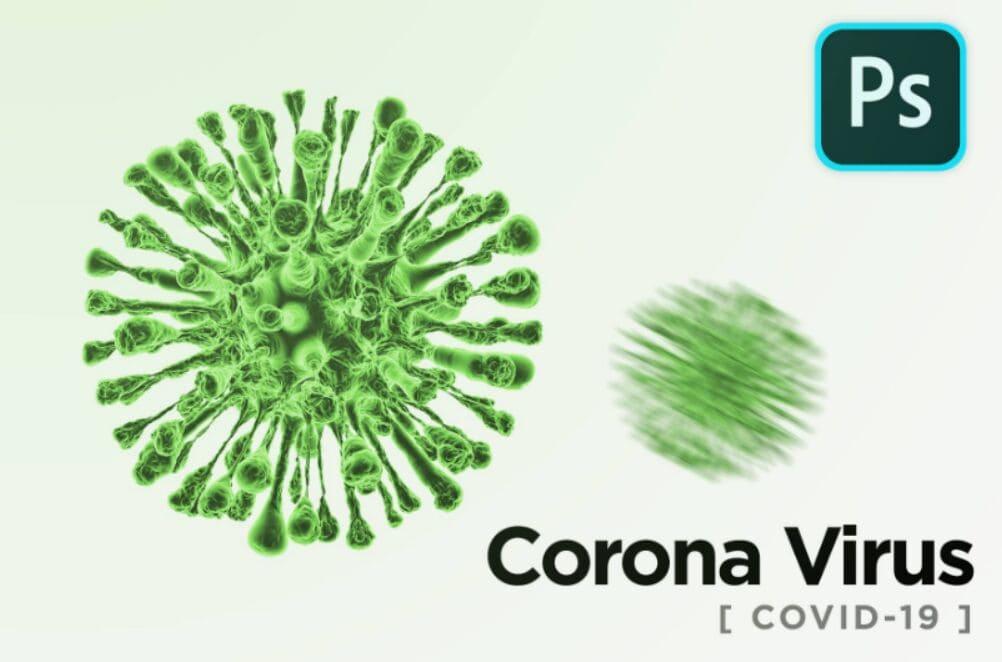 Corona Virus (Covid-19) Isolated PSD