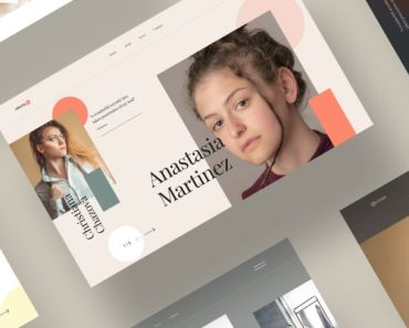 Fashion Web Header Banner Template