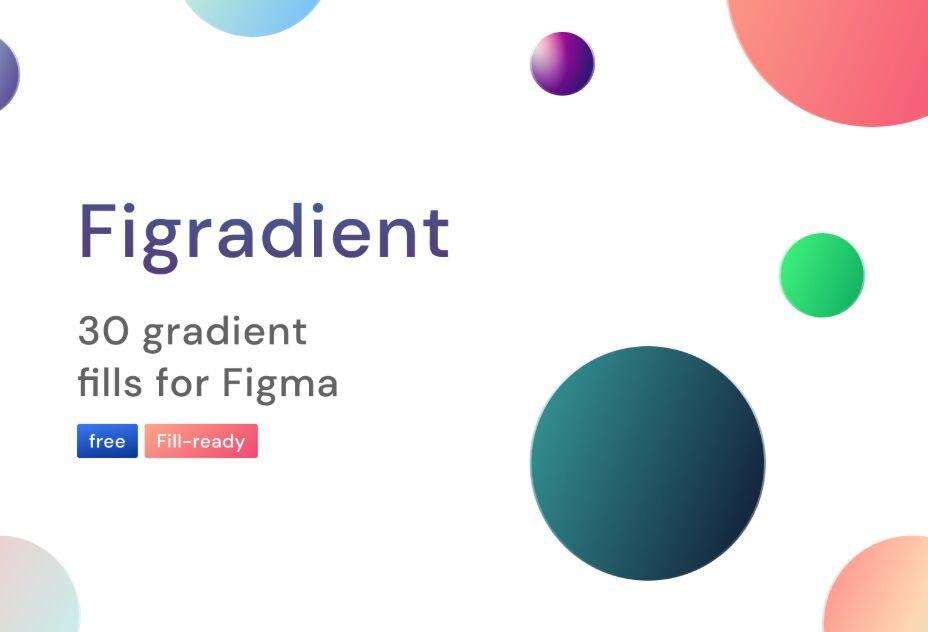 Free Gradient Figma Fills