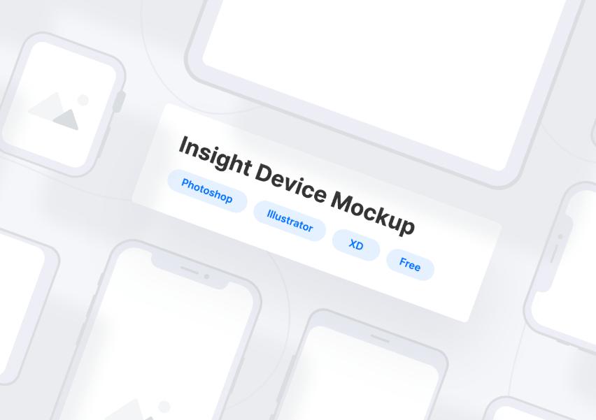 Insight Device Mockup