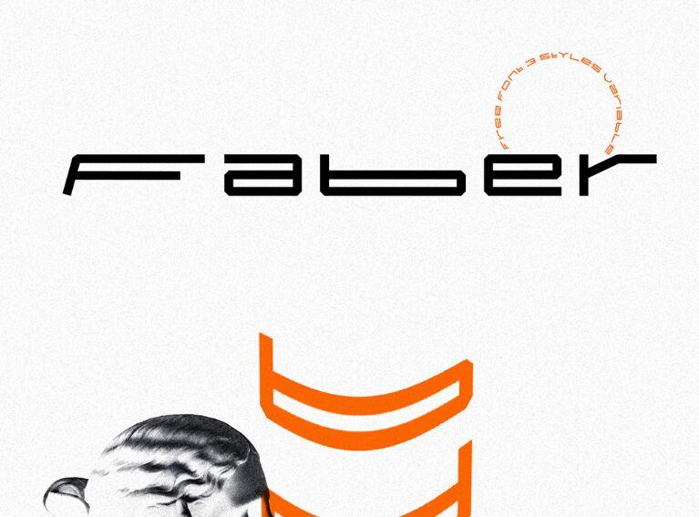 FABER Display Font