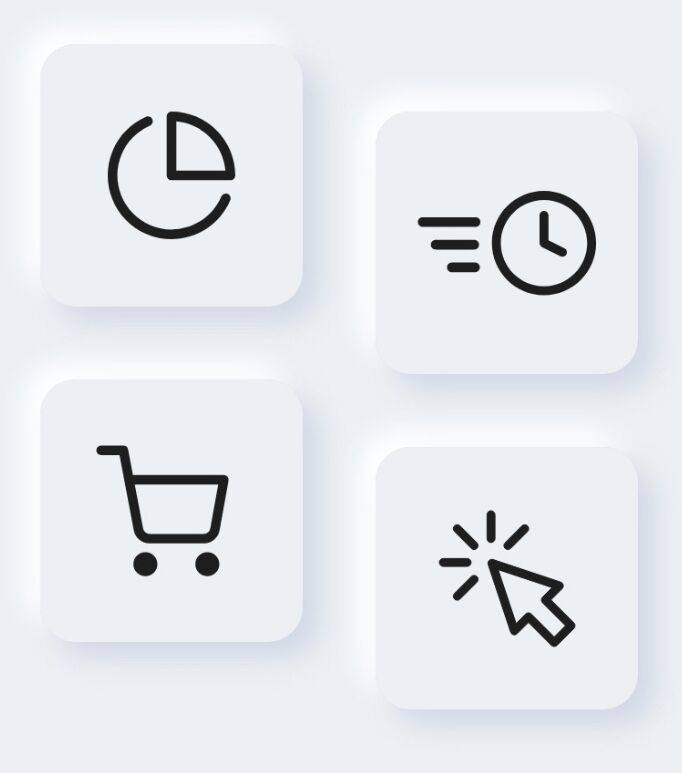 E-commerce and Business Icons