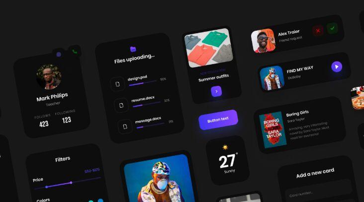 Modern Clean UI Kit