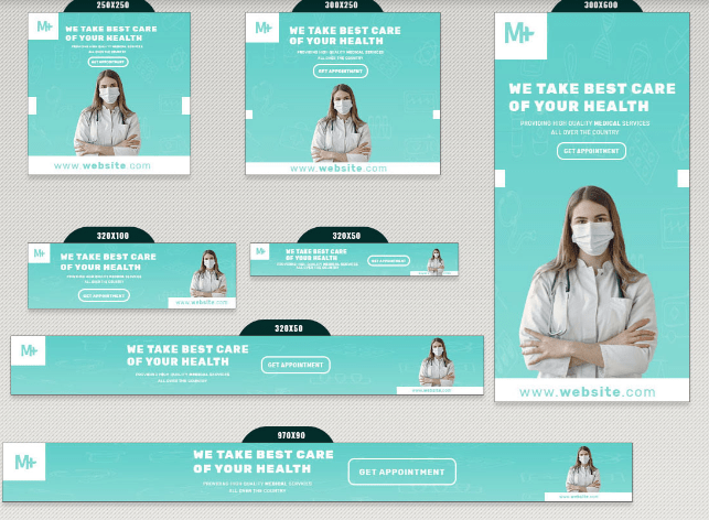 13 Medical Healthcare Banners