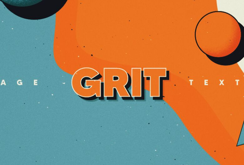 10 Animated Vintage Grit Textures