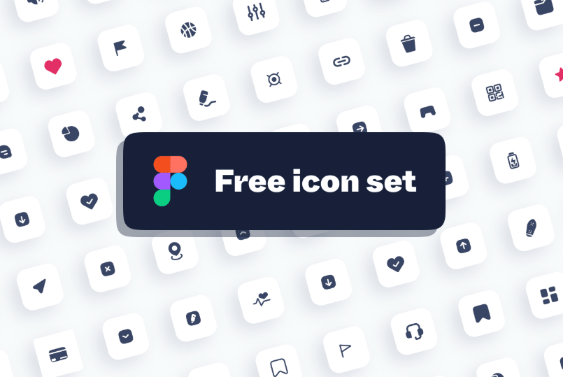 100+ UI UX Icons For Figma
