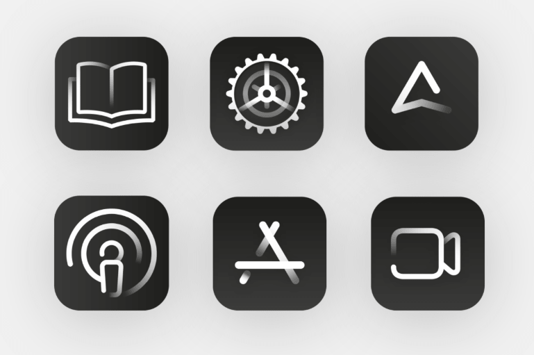 40 Custom App Icons For iOS 14 Home Screen - 365 Web Resources