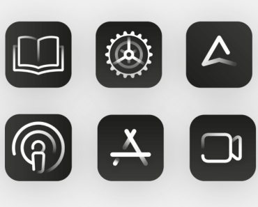 40 Custom App Icons For iOS 14 Home Screen