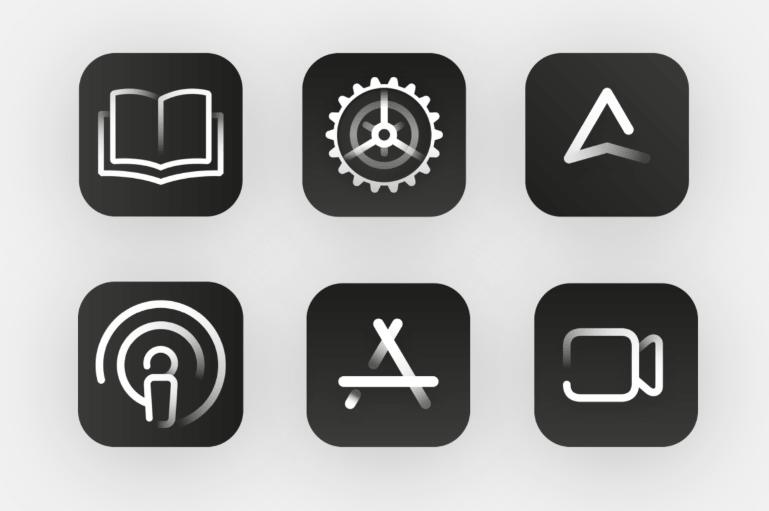 40 Custom App Icons For iOS 14 Home Screen