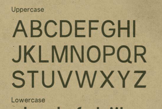Prune Free Typeface