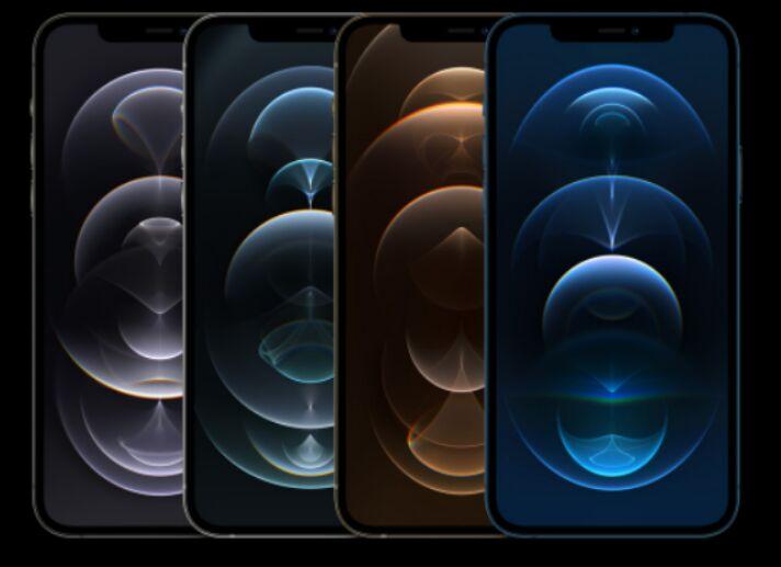 Psd iPhone 12 Pro Mockup Set