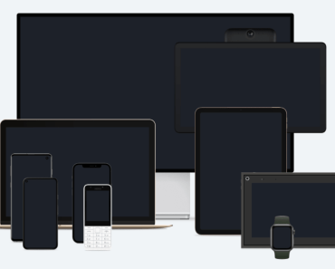 Images and Sketch files of popular devices