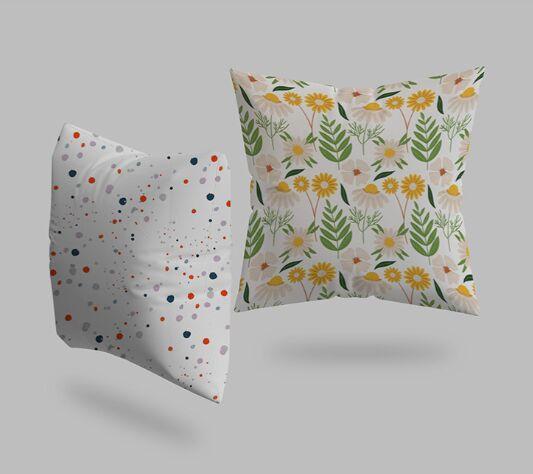 Pillow PSD Mockups