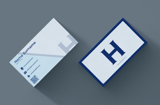 Business Cards For Hospital