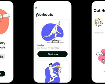75 Open Source Illustrations For Modern Web Mobile Design