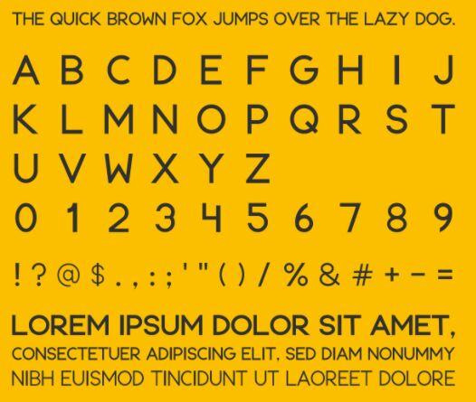 CORTISA PRO Sans Serif Font